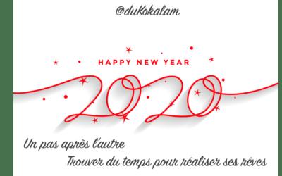 Nouvelle année – nouveau challenge